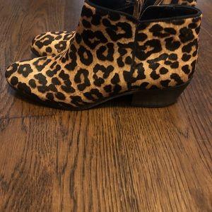 Sam Edelman Shoes - Sam Edelman Women Petty Bootie - cheetah